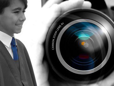 Capas para fotógrafos de graduaciones